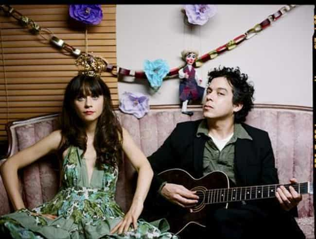 Zooey Deschanel is listed (or ranked) 3 on the list 35 Celebrities Who Play in a Band