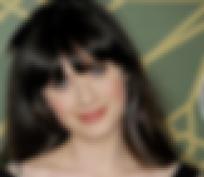 Zooey Deschanel is listed (or ranked) 1 on the list Celebrities Who Shop at Thrift Stores