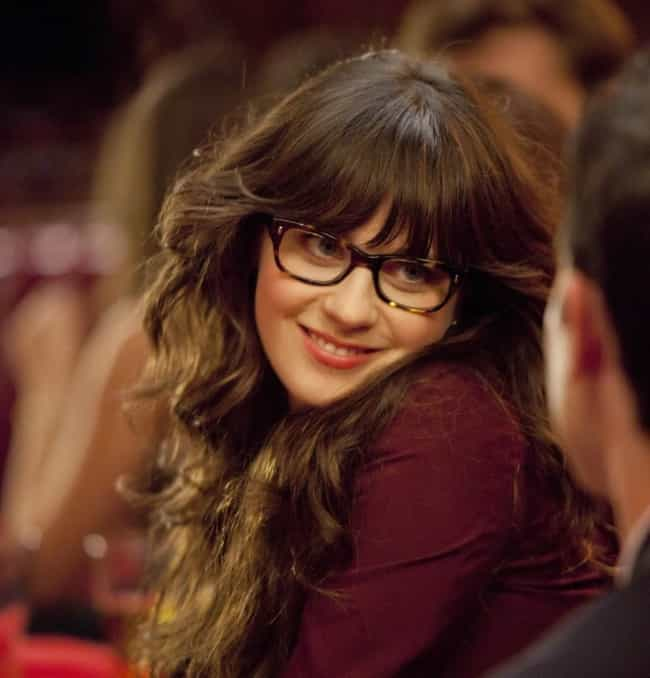 Zooey Deschanel is listed (or ranked) 4 on the list Famous Actresses You'd Want to Go on a Road Trip With