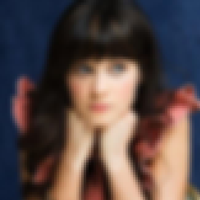 Zooey Deschanel is listed (or ranked) 12 on the list The Hottest Girls on Primetime TV