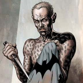 Victor Zsasz is listed (or ranked) 20 on the list The Best Batman Villains Ever