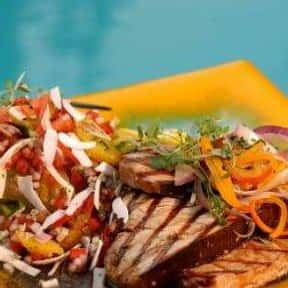 Caribbean food is listed (or ranked) 15 on the list Your Favorite Types of Cuisine