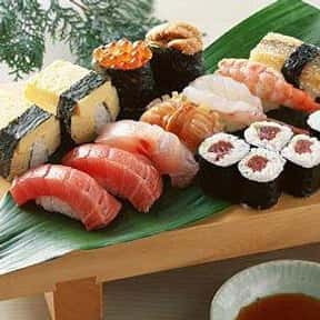 Japanese Cuisine is listed (or ranked) 11 on the list Your Favorite Types of Cuisine
