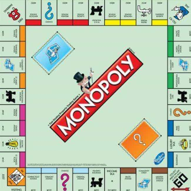 Monopoly is listed (or ranked) 1 on the list How To Win At Every Board Game (And Likely Alienate All Your Friends)
