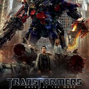 Transformers: Dark of the Moon is listed (or ranked) 13 on the list The Highest-Grossing PG-13 Rated Movies Of All Time