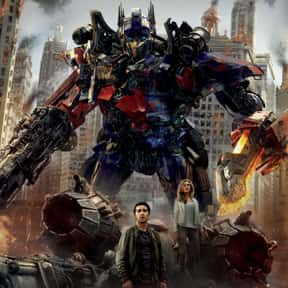 Transformers: Dark of the Moon is listed (or ranked) 1 on the list The Worst Movies That Have Grossed Over $1 Billion