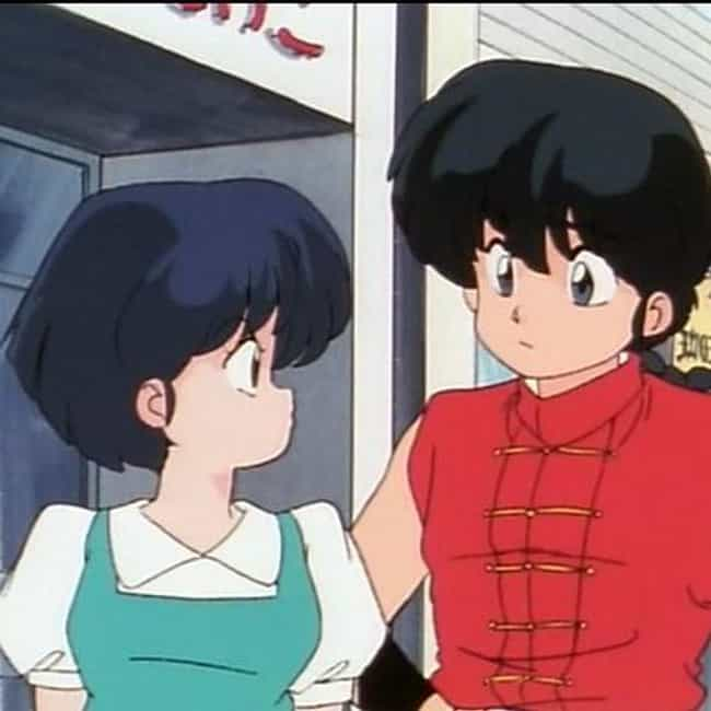 Ranma ½ is listed (or ranked) 4 on the list The Best Body Swap Anime Ever Made