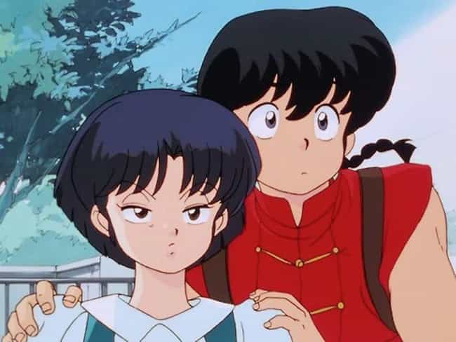 Ranma ½ is listed (or ranked) 2 on the list 13 Anime That Deal With Arranged Marriage