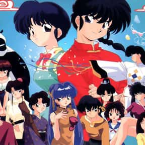 Ranma ½ is listed (or ranked) 20 on the list The Best Martial Arts Anime of All Time