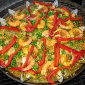 Spanish Cuisine is listed (or ranked) 8 on the list Your Favorite Types of Cuisine