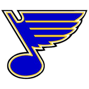 St. Louis Blues is listed (or ranked) 8 on the list The Best NHL Teams of All Time