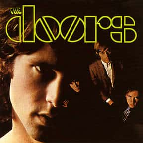 The Doors is listed (or ranked) 4 on the list The Best Self-Titled Albums