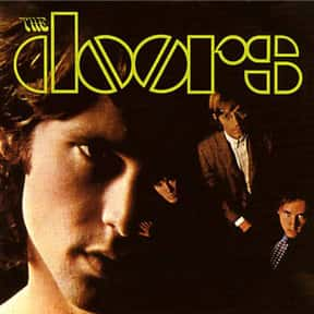 """The Doors"" - The Doors - 1967 is listed (or ranked) 9 on the list The 50 Greatest Albums Released Between 1960 - 1969"