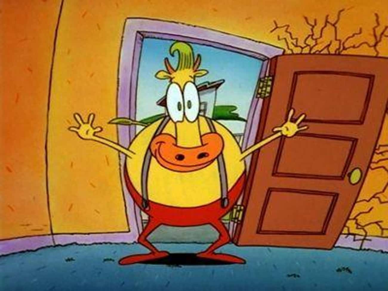 Taurus (April 20 - May 20): He is listed (or ranked) 2 on the list Which Rocko's Modern Life Character Are You Based On Your Zodiac Sign