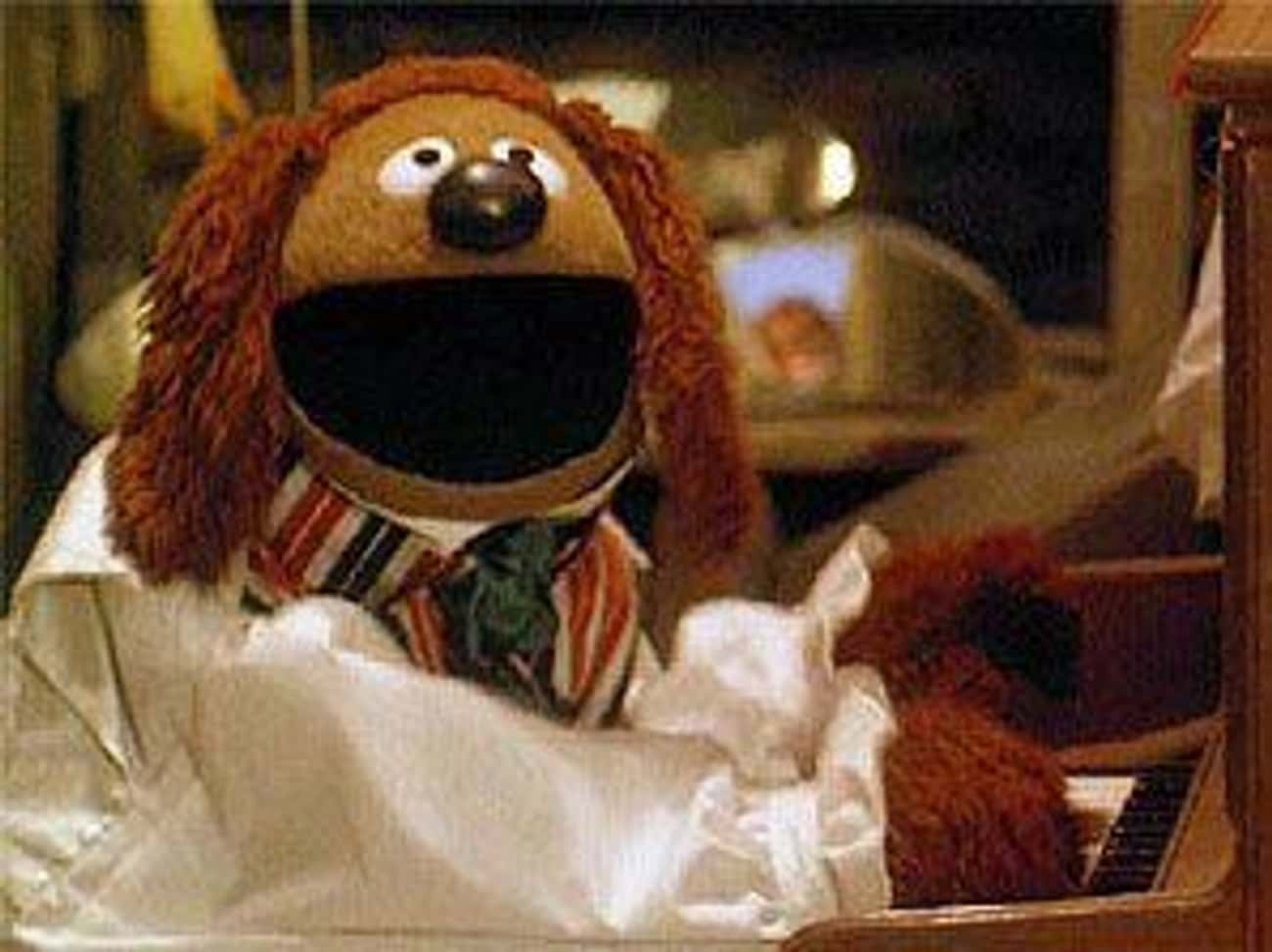Taurus (April 20 - May 20): Ro is listed (or ranked) 2 on the list Which Muppets Character Are You Based On Your Zodiac?