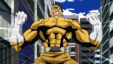 Taurus (April 20 - May 20): Su is listed (or ranked) 2 on the list What 'My Hero Academia' Quirk Would You Have Based On Your Zodiac Sign?