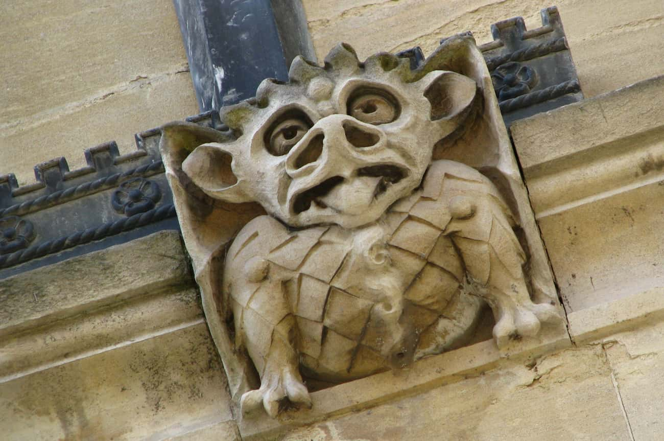 Taurus: Gargoyle is listed (or ranked) 2 on the list What Mythical Creature Would You Be, Based On Your Zodiac Sign?