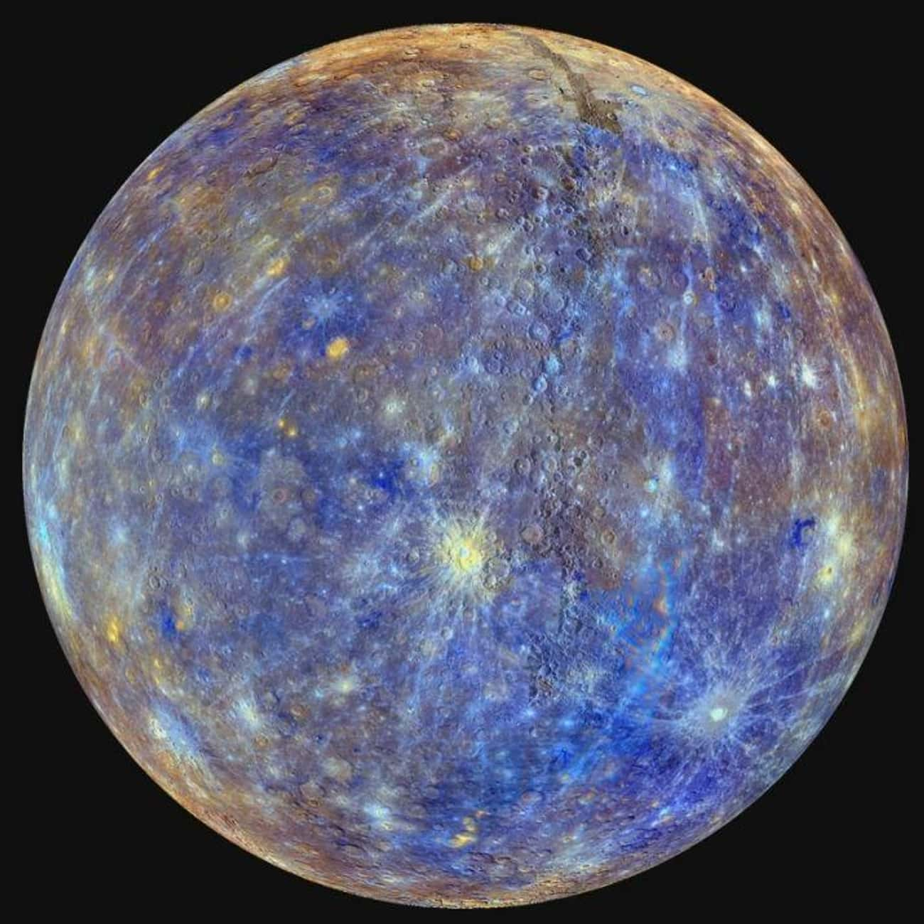 Mercury - How You Think & Comm is listed (or ranked) 3 on the list What All The Planets Mean In Astrology—And How They Impact You