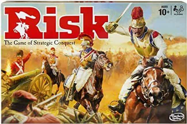 Risk is listed (or ranked) 2 on the list 21 Extremely Long Board Games To Help Pass The Time While You're Stuck Inside