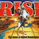 Risk is listed (or ranked) 3 on the list The Best Board Games of All Time