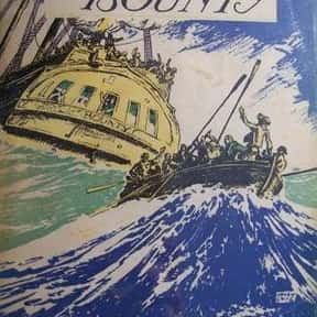Mutiny on the Bounty is listed (or ranked) 19 on the list The Best Books That Were Adapted Into Oscar-Winning Movies