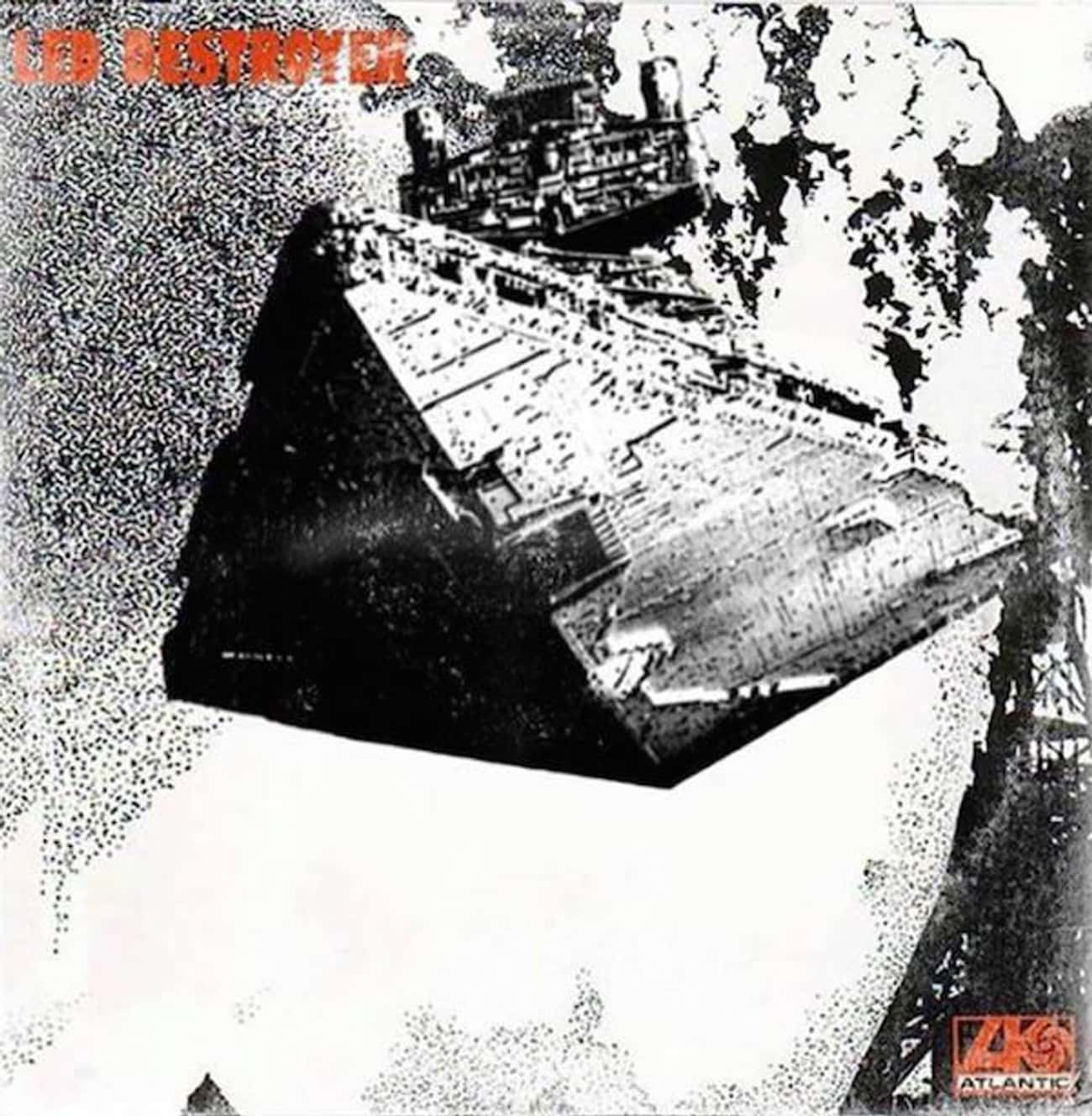 Led Zeppelin - I is listed (or ranked) 2 on the list Iconic Album Covers Reimagined with Star Wars Characters