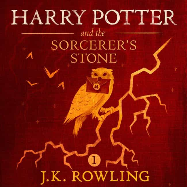 Harry Potter and the Philosoph... is listed (or ranked) 3 on the list The Best Audiobooks For Long Drives