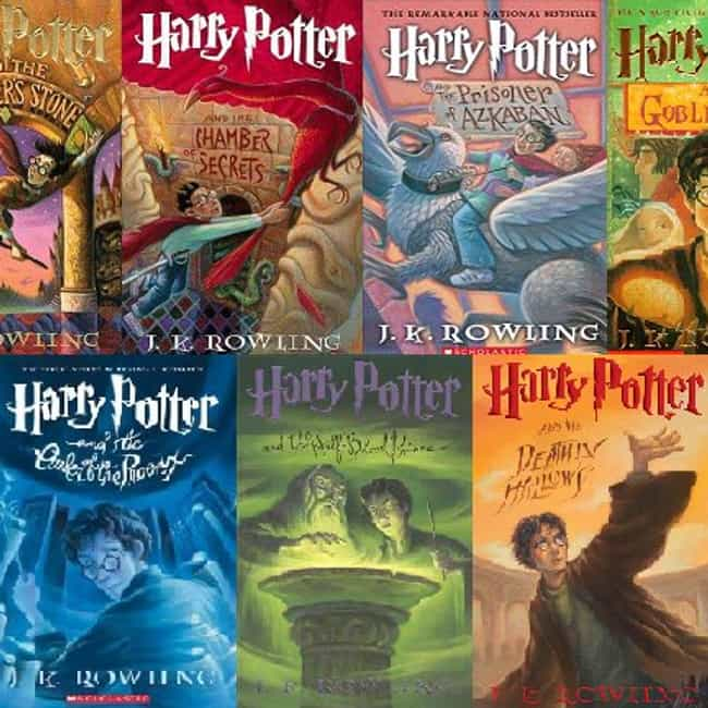 Harry Potter and the Philosoph... is listed (or ranked) 1 on the list The Top 10 Books to Make You Feel Good