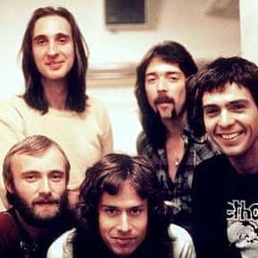 Genesis is listed (or ranked) 4 on the list The Best Bands Named After Things from the Bible