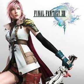Final Fantasy is listed (or ranked) 8 on the list The Best Video Game Franchises of All Time