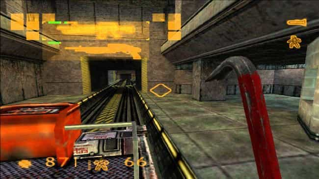 Half-Life is listed (or ranked) 4 on the list Video Game Series That Deserve A Comeback