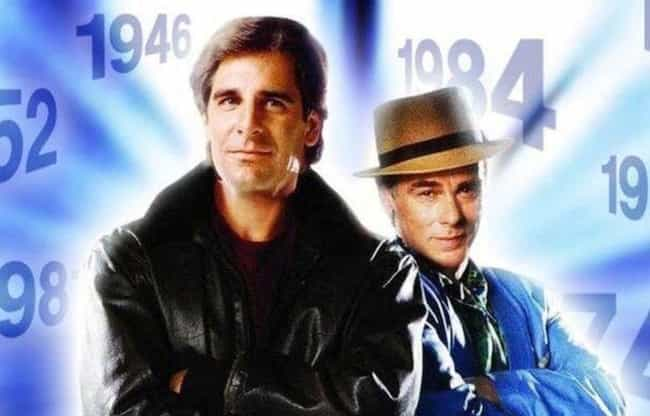 Quantum Leap is listed (or ranked) 4 on the list TV Series Fans Successfully Got Un-Cancelled