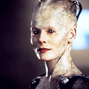 Borg Queen is listed (or ranked) 23 on the list The Greatest Fictional Queens