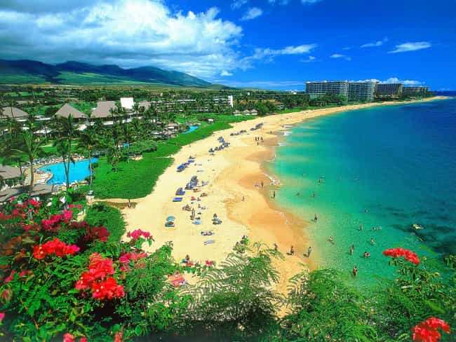 Hawaii is listed (or ranked) 3 on the list The Top Babymoon Destinations