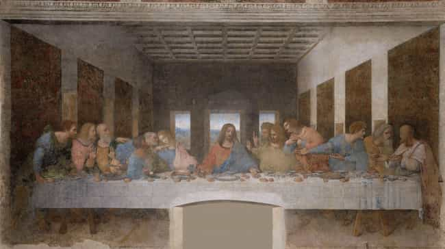 The Last Supper is listed (or ranked) 1 on the list 13 Conspiracy Theories About Famous Paintings