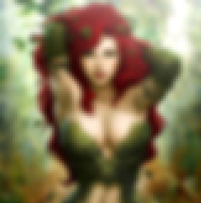 Poison Ivy is listed (or ranked) 3 on the list Characters Who Are Missing From 'Injustice: Gods Among Us'
