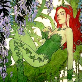 Poison Ivy is listed (or ranked) 5 on the list The Greatest Villains In DC Comics, Ranked