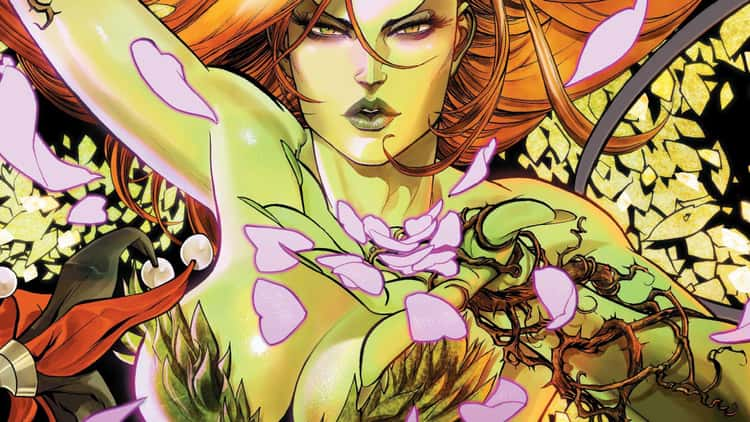 Poison Ivy - His Need To Protect The Ones He Loves