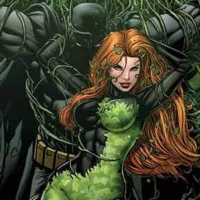 Poison Ivy is listed (or ranked) 1 on the list The Best Comic Book Characters With Red Hair