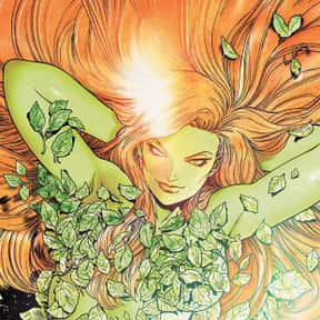 Poison Ivy is listed (or ranked) 1 on the list The Most Stunning Female DC Comics Supervillains