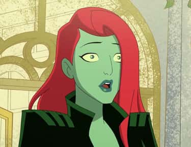 Poison Ivy is listed (or ranked) 1 on the list The Best Characters OnDC Universe's 'Harley Quinn'
