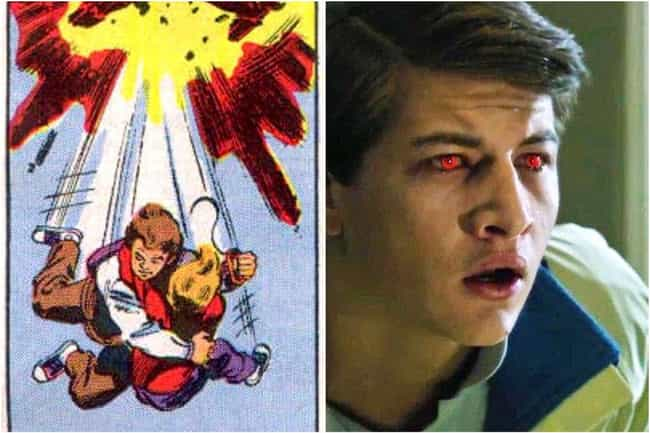 Cyclops is listed (or ranked) 2 on the list Marvel Characters Whose Comic Book Origin Stories Are Way More Upsetting Than The Movies Portrayed