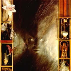 Sandman is listed (or ranked) 3 on the list The Greatest Graphic Novels and Collected Editions