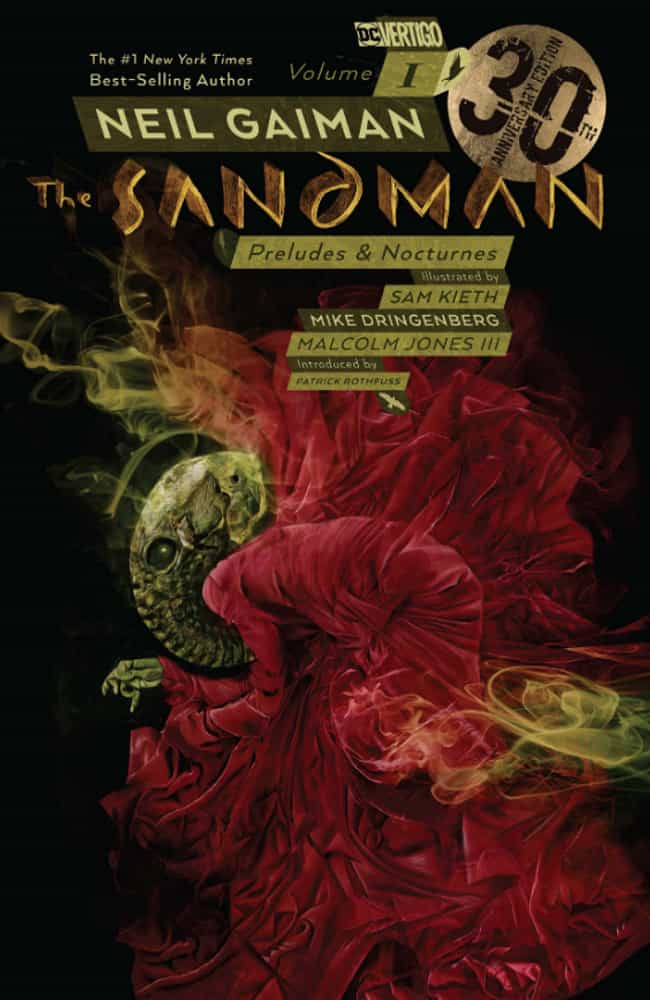 Sandman is listed (or ranked) 1 on the list The Best Graphic Novels Not About Superheroes