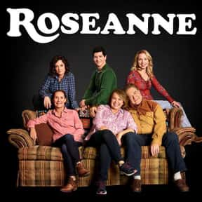 Roseanne is listed (or ranked) 6 on the list The Best Golden Globe Winning Comedy Series