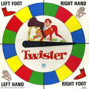 Twister is listed (or ranked) 11 on the list The Best Board Games for Kids 7-12