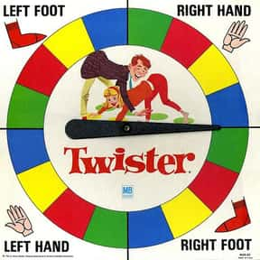 Twister is listed (or ranked) 9 on the list The Best Board Games For Kids