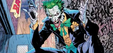 Joker - His Own Psychosis