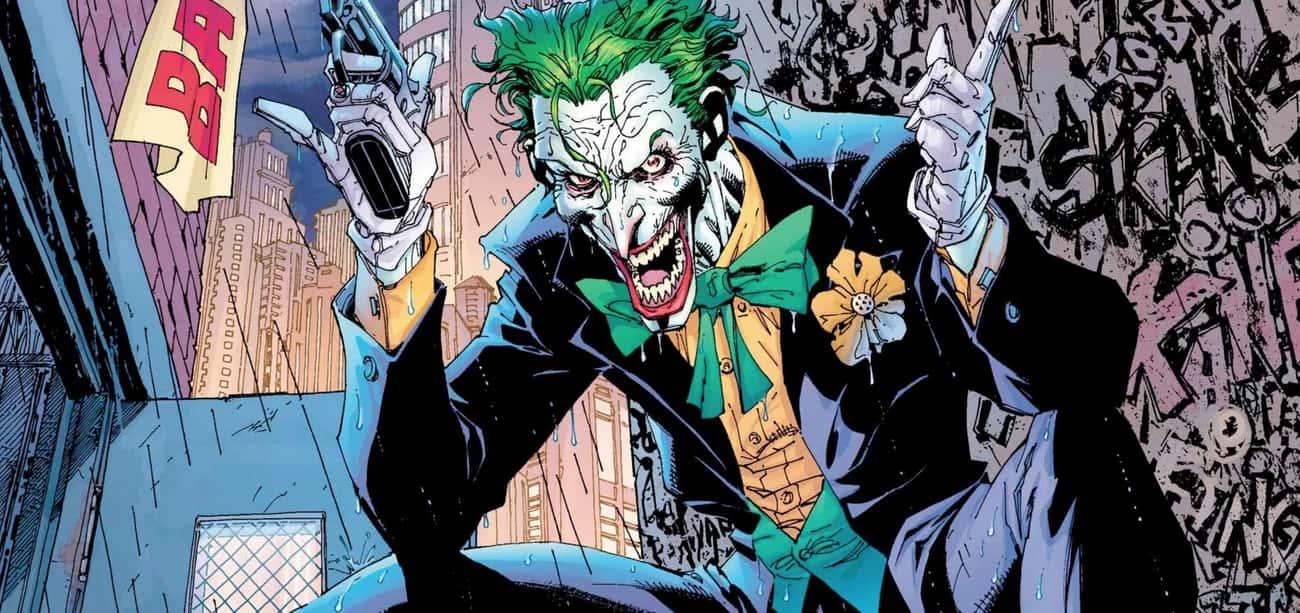 Joker - His Own Psychosis