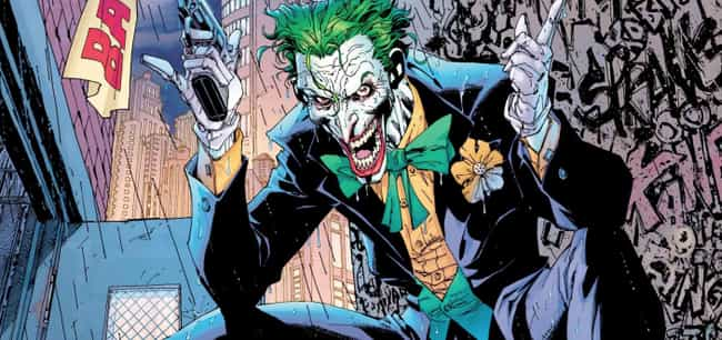 Joker is listed (or ranked) 1 on the list Every Batman Villain Is Just A Reflection Of The Caped Crusader's Damaged Mind
